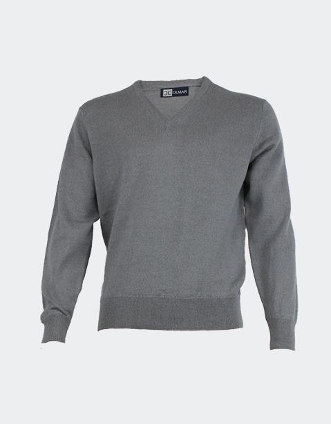 pullover-clasico-colmar-gris-medio